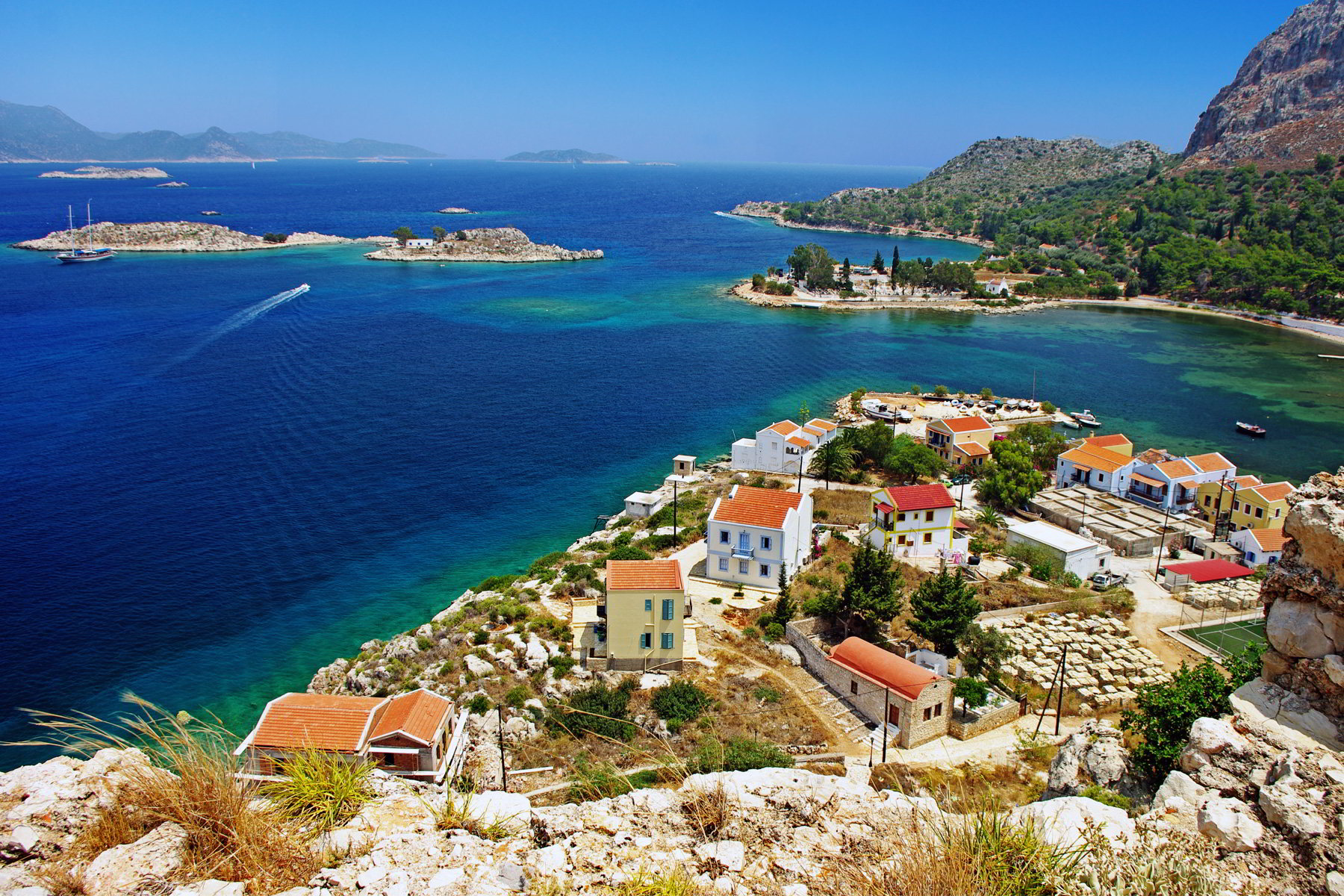 IENE Visited Kastellorizo island as Part of Pilot Study Project