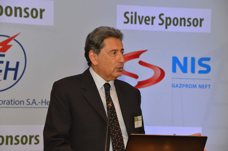 Dr. Narsi Ghorban, Secretary to the Environment and Energy Commission of the International Chamber of Commerce, Iran