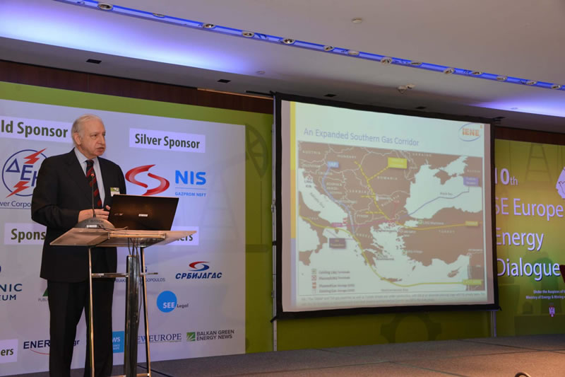 Presentation of SEE Energy Outlook 2016/17 