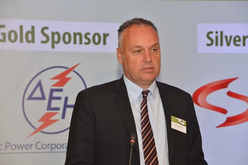 Mr. Aleksandar Mijuskovic, Executive Director Coordinated Auction Office in South East Europe,  SEECAO, Montenegro
