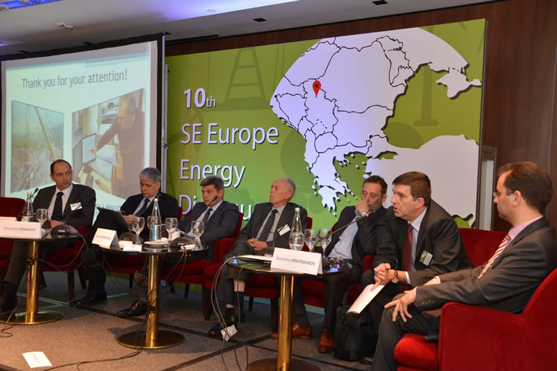 Chair: Mr. Petar Maksimovic, Secretary General, Energy Agency of the Republic of Serbia (AERS), Serbia, Mr. Aleksandar Κovacevic, Energy Expert,  Serbia, Dr. Nikolaos Farantouris, General Counsel & Head of Legal, DEPA, Greece, Chair of Legal Affairs Committee, EUROGAS, Belgium, Mr. Vladimir Durovic, Energy Expert, Croatia, Mr. Jovica Budimir, Investment Executive Director, PE SRBIJAGAS,  Serbia, Mr. Stamatios Koutsoukos, Process Coordinator, Asprofos Engineering,  Greece, Mr. Gligo Vukovic, Project Manager for Energy, Delegation of the European Union,  Serbia