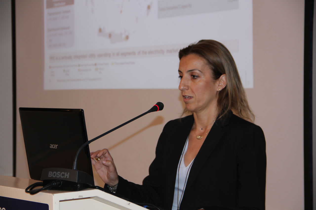 Mrs. Aleksandra Konida, Director, Treasury & Investor Relation Department, Public Power Corporation (PPC), Greece